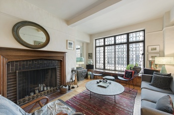 Charming Pre War 2 Bed Bath On Central Park Block